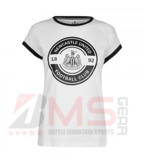 Custom Print Ladies T-Shirts