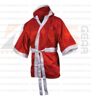 Women Boxing Gown