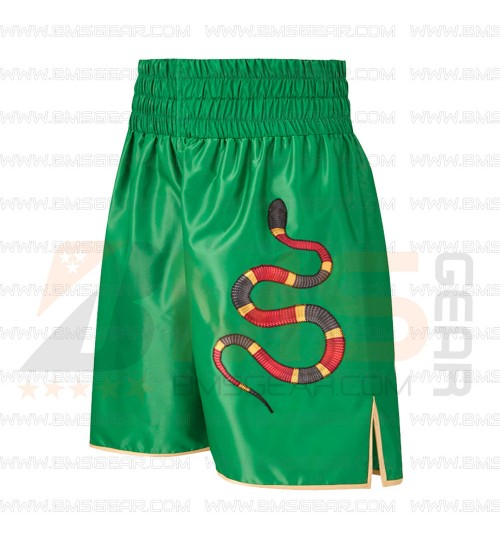 Snake Boxing Shorts