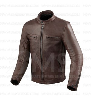 Blank Men Leather Jackets
