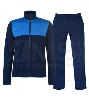 Men Polyester Tracksuits